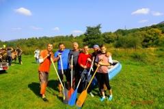 7.ročník žilinských raftov 2011 part I.