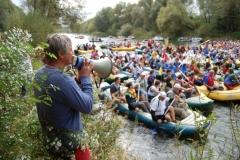 8.ročník žilinských raftov 2012